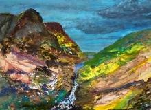Highlands - inspired by Glencoe